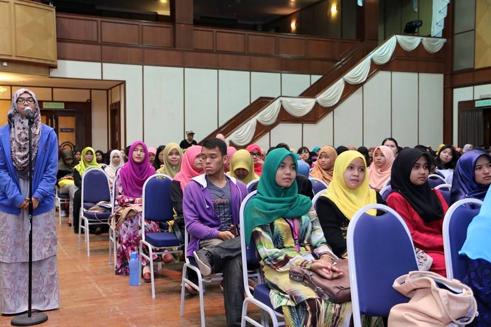Seminar Keusahawanan FaraDiba Talk 2015
